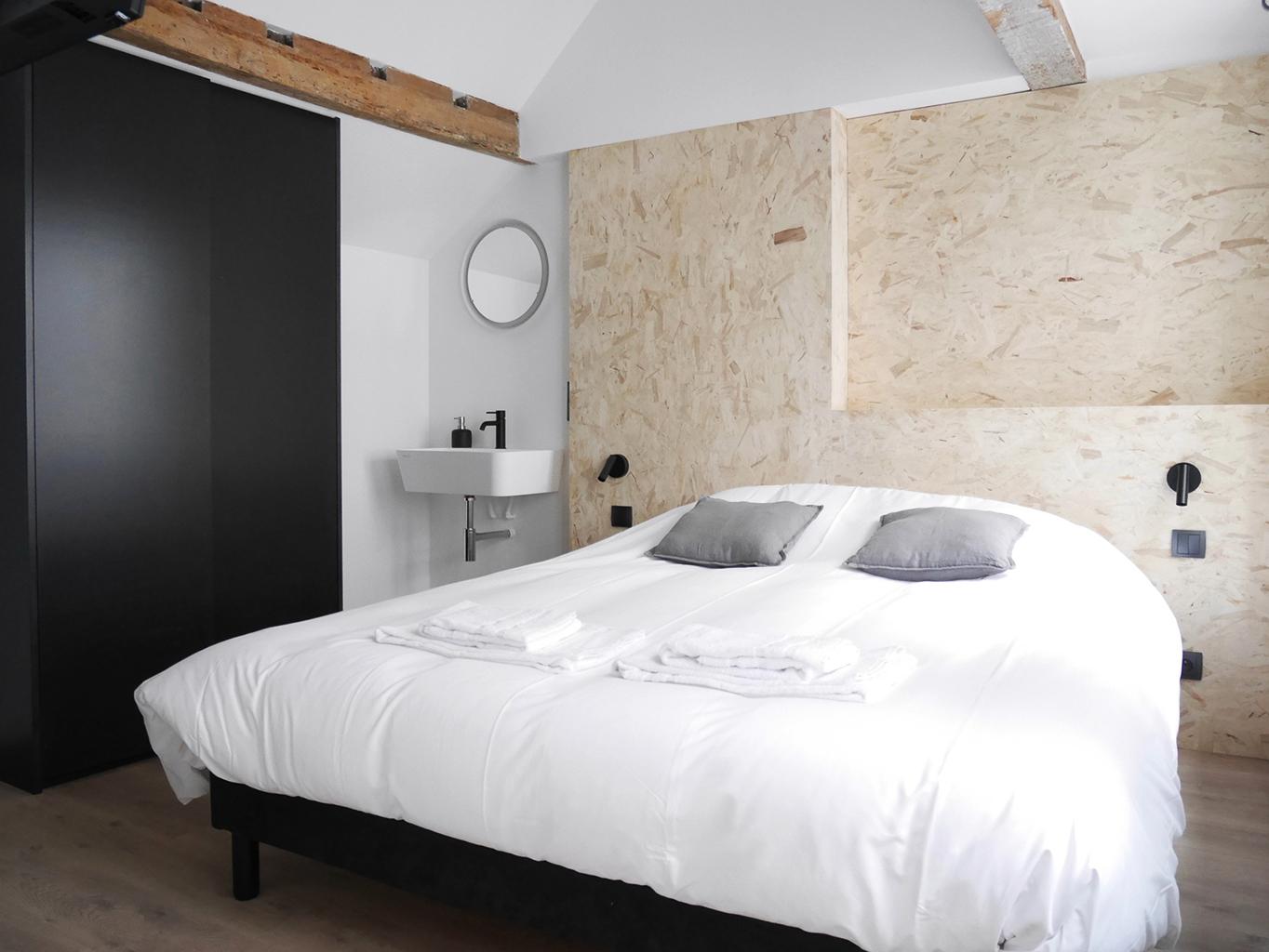 Vieux Lille II - Le Beffroi Chambre 2