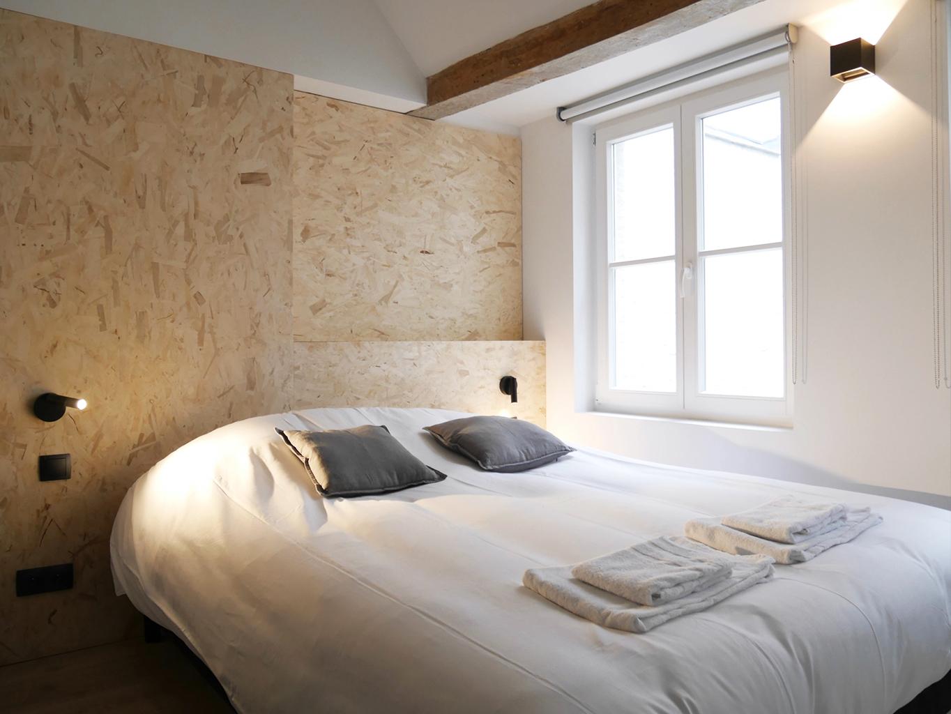 Vieux Lille II - Le Beffroi Chambre