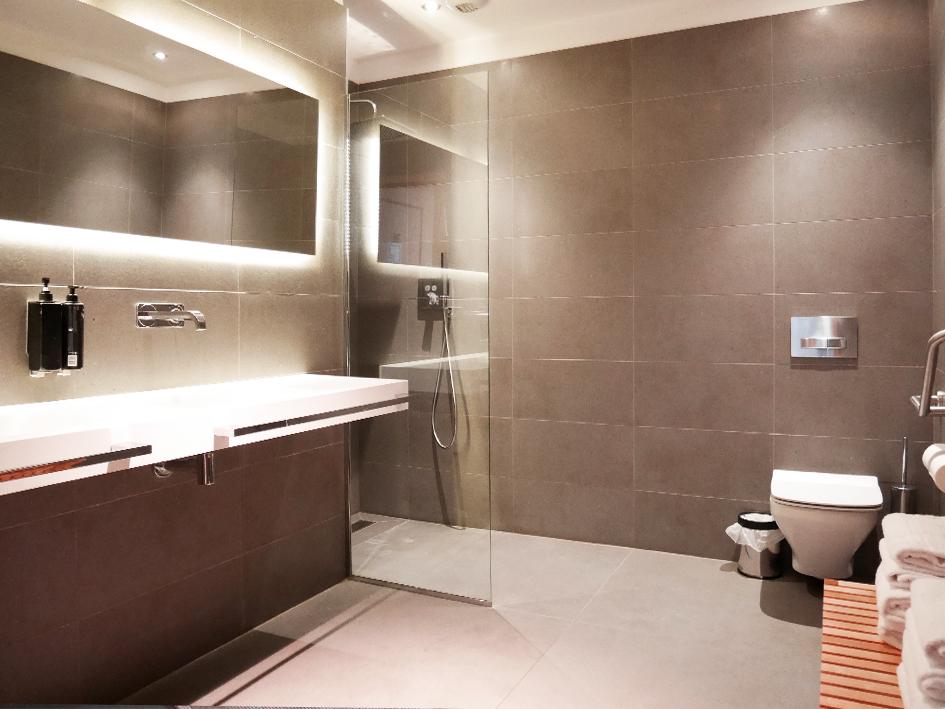 Suite 1 Salle de bain