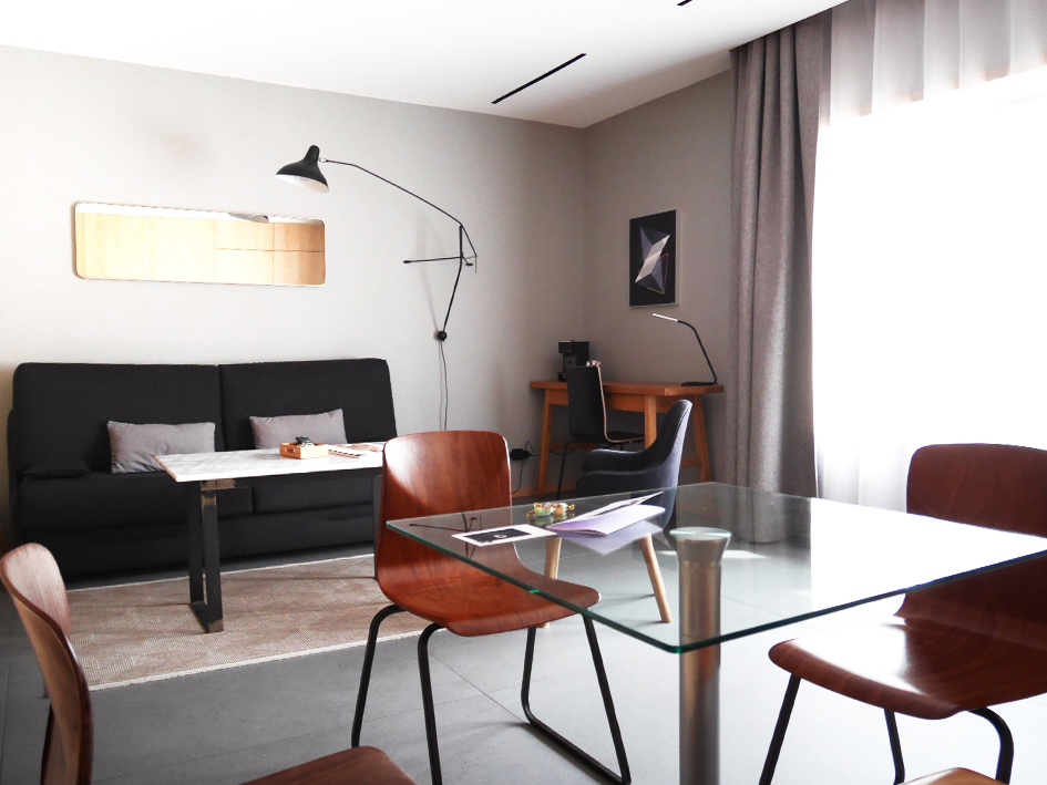 Suite 1 Salon 2