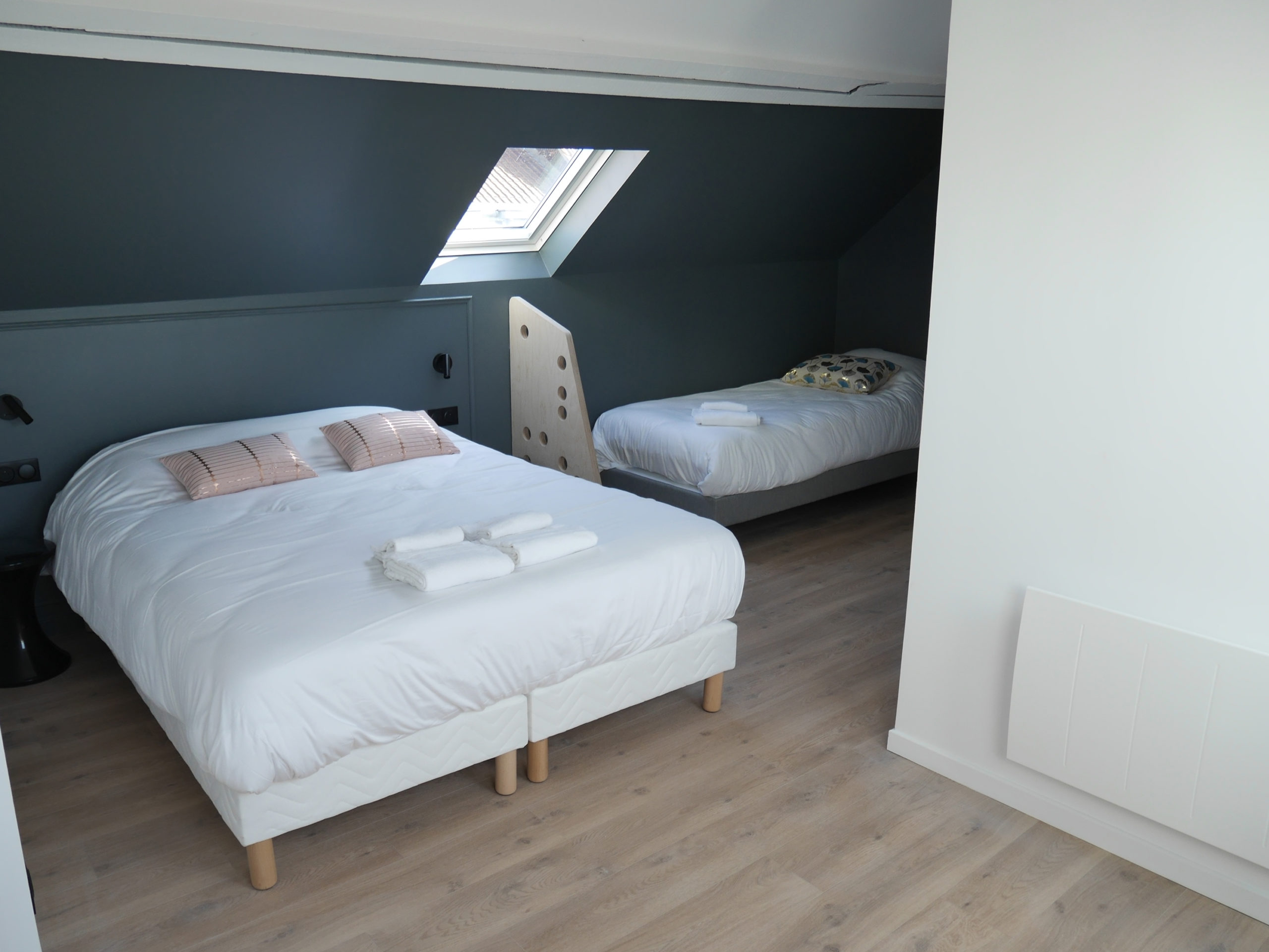 Le Flandres - chambre