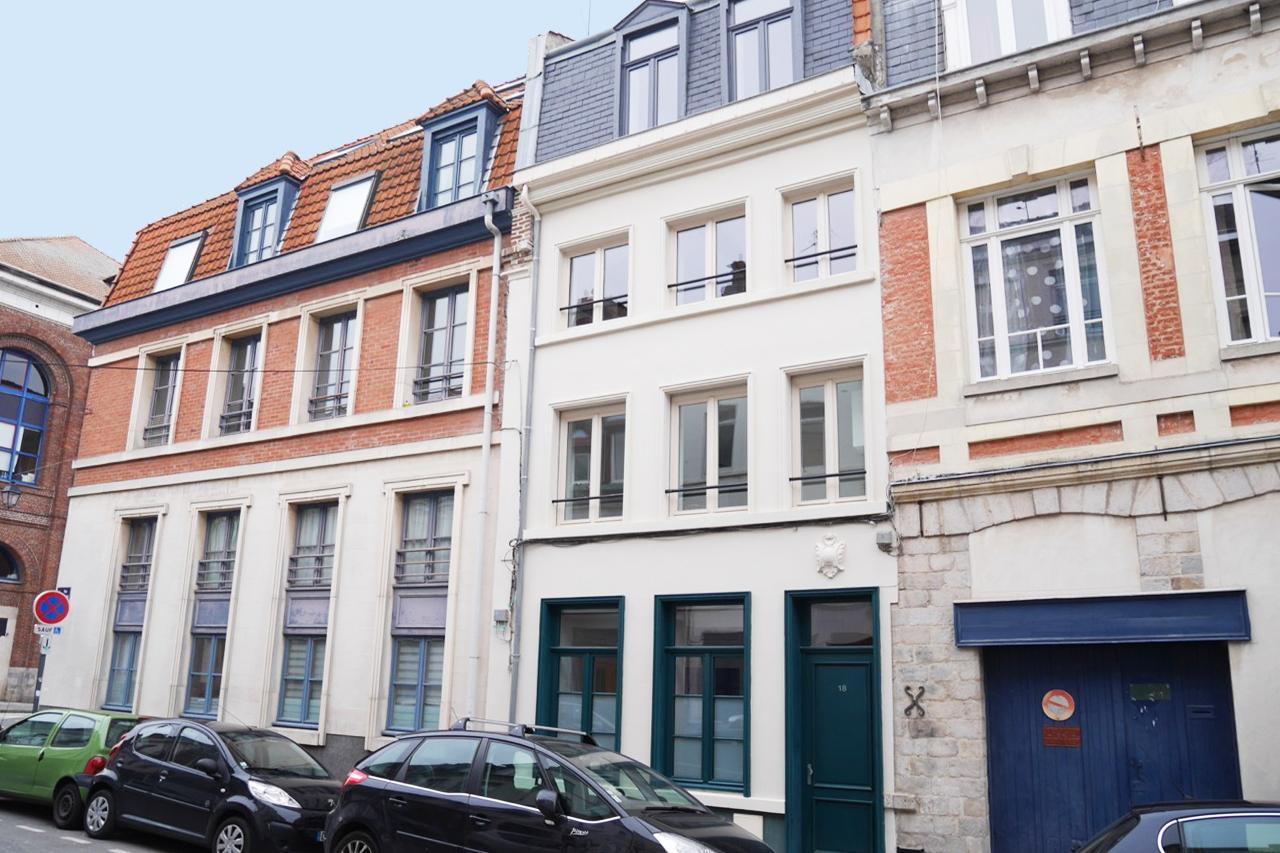 Vieux Lille I